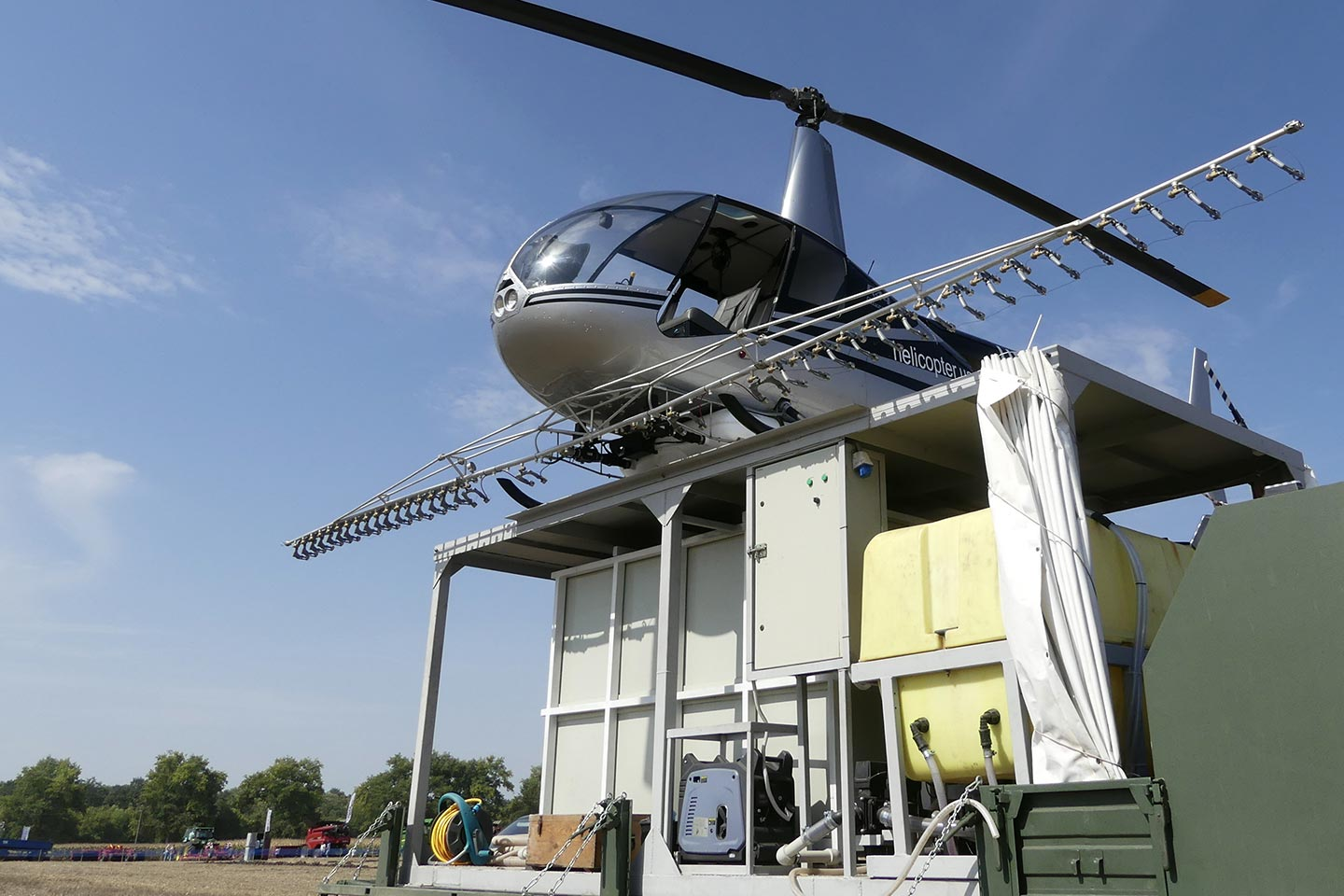 New York Agricultural Helicopter Services