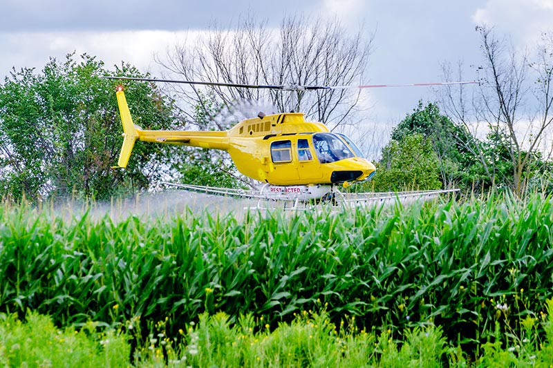 Agricultural Aerial Application in New York