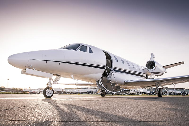 Executive Jet Charters in Buffalo